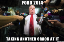 Mayor Fords New Campagin Slogan