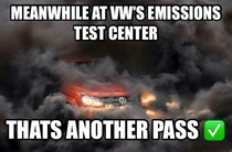 Meanwhile at VW