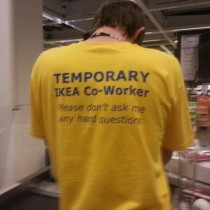Meanwhile in Ikea Glasgow