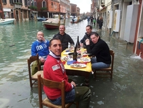 Meanwhile in Venice