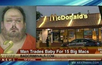 Meet Florida Man The Only Man Who Can Survive A Car Crash and Sell Baby for  BigMacs