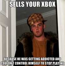 meet my scumbag brother he sold all my games as well without even asking me about it