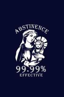 Merry Christmas to all of the abstinence only sex education believers