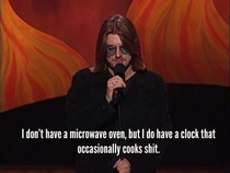 Mitch Hedberg speaks the truth