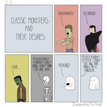 Monster Desires