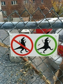 Montreal - Banning T-rex Violence