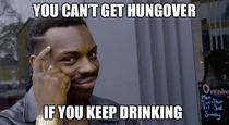 Morning Alcoholic Logic