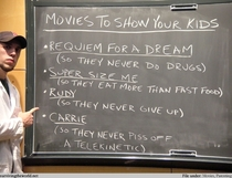 Movies to show your kids to teach them life lessons