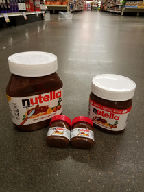 Mr And Mrs Nutella just had twins