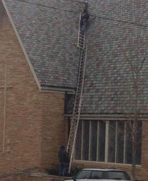 Must be a Church of Ladder Day Saints