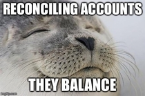 My accountant peeps know this feeling