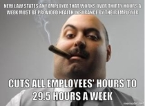 My best friends boss is a real scumbag