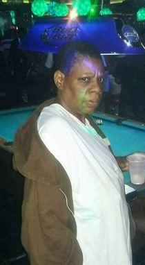 My buddy told me he met Jay-Zs mom last night