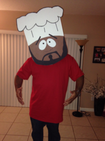 My chef costume