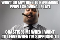 My co-workers cant be bothered to show up on time and somehow Im the asshole