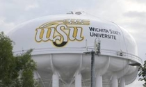 My college misspelled its own name on the water tower this week