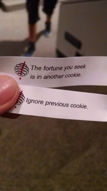 My cookies created a paradox