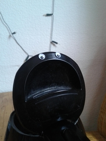 My electric kettle has seen some shit