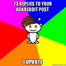 My experience with AskReddit