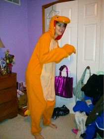 My family also tried to give me a gag gift for Christmas Unfortunately for them I fully embraced the Charmander within