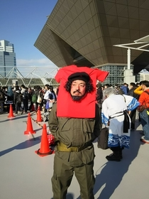 My favorite cosplay seen this year