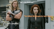 My favorite part in The Avengers