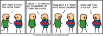 My favourite Cyanide and happiness strip