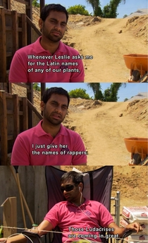 My favourite Parks and Rec moment