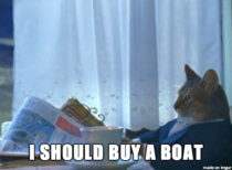 My first thought after checking my bank account and seeing I got my paycheck tax return and the first bonus our company has gotten in years this morning