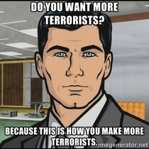 My first thought after seeing the headline about mobs beating up refugee children in Stockholm