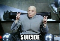 My first thought when I heard that a CIA employee just committed suicide