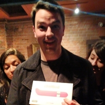 My friend just won a vibrator in a raffle at a feminist party Safe to say the girls got a little jealous