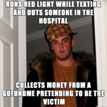 My friend was the real victim This guy is a douche