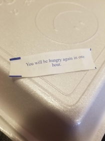 My friends fortune