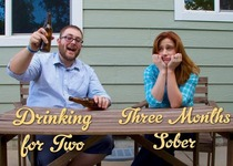 My friends pregnancy announcement As a craft beer connoisseur she had very mixed emotions
