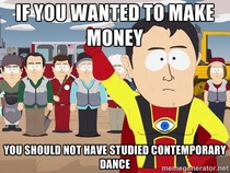 My girlfriend was complaining about being broke I regretted saying this almost instantly