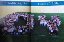 My high school class of OY
