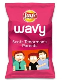 My idea for a new Lays chip