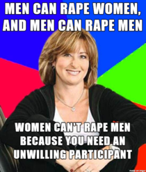 My mother just said this to me while discussing rape