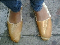 My new loafers just arrived