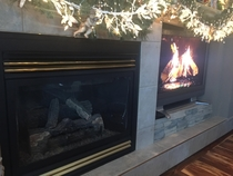 My Parents Had A Nice Christmas Fire This Year