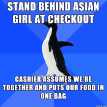 My recent experience at Chipotle as an Asian guy
