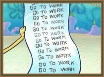My schedule now that I have my first full time job