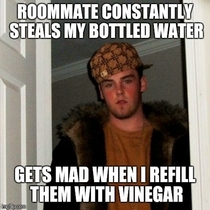 My scumbag college roommate from freshman year