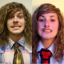 My sister thinks she looks like Blake x-post from workaholics