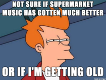 My Supermarket experience lately