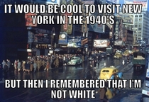 My thought after seeing the New York  picture on the front page