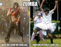 My thoughts on Zumba