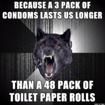 My wife accused me of cheating on her because she found a used condom in the trash how I explained why I used a condom instead of tissue to jack off