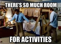My wife and I upgraded our bed from a full to a king
